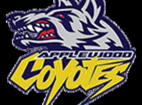 "ice hockey fundraising - Applewood Coyotes Minor PeeWee ""A"""