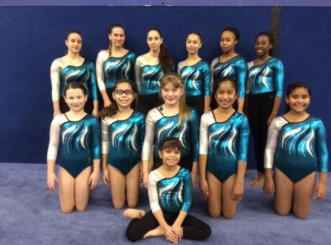 gymnastics fundraising - Media city gymnastics