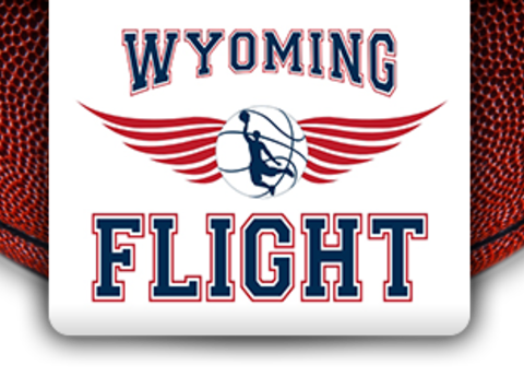 basketball fundraising - 2026 Wyoming Flight Blue