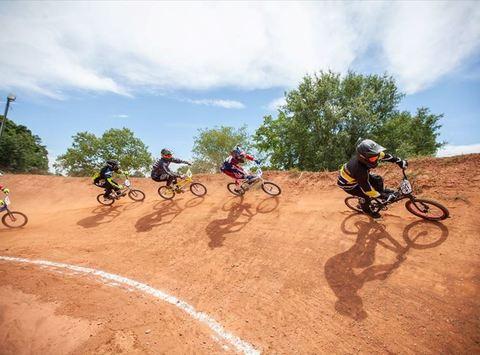 cycling fundraising - Tanbark Racing