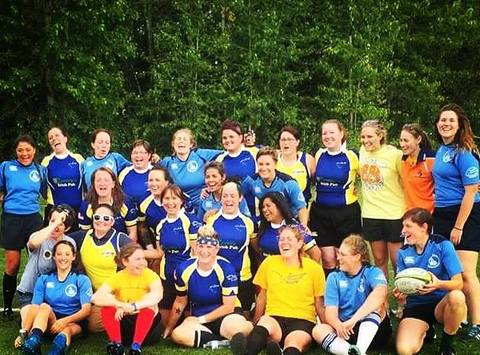 rugby fundraising - The Last Frontier Lynx WRFC