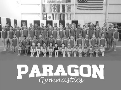 gymnastics fundraising - Paragon Parents Association
