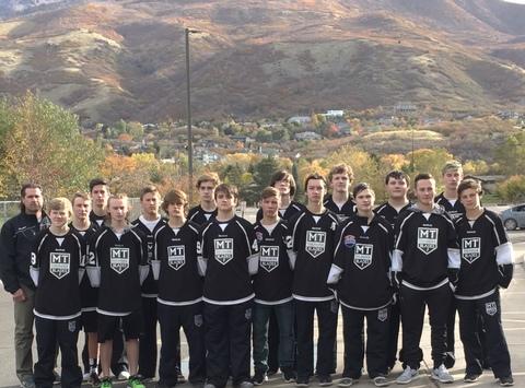 ice hockey fundraising - Montana Thunderblades 16U AA
