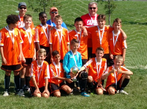 soccer fundraising - MSB Destroyers