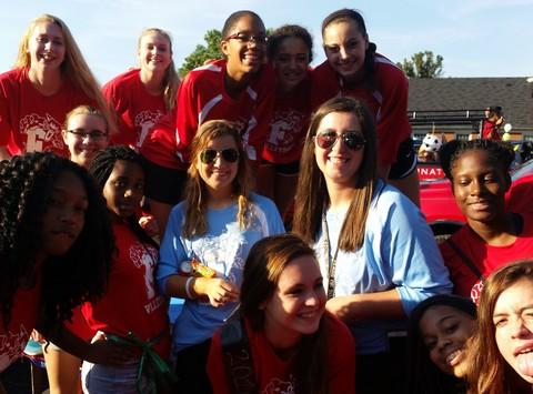 high school fundraising - Finneytown Wildcats Volleyball