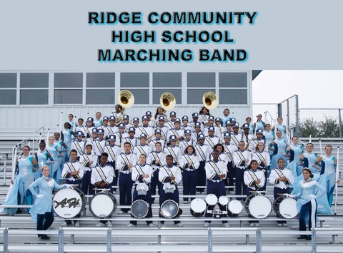 band fundraising - RCHS Silver Regiment Band