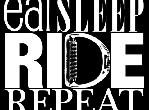 other sport fundraising - Eat Sleep Ride Repeat