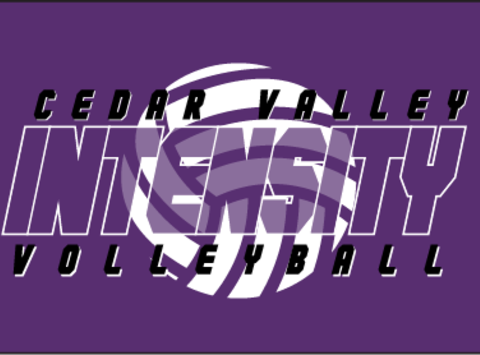 volleyball fundraising - Cedar Valley Intensity