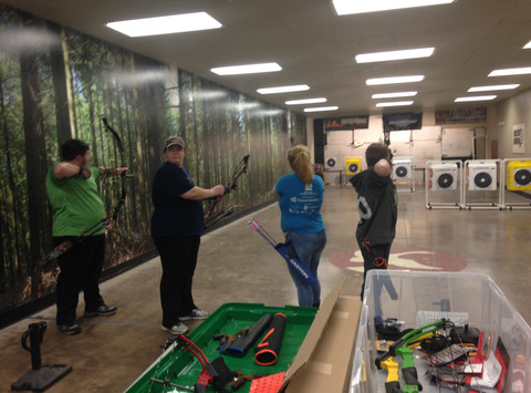 4-h fundraising - Milwaukee Co. 4-H Archery