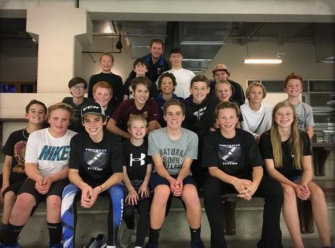 ice hockey fundraising - Foothills Hockey Association Bantam A