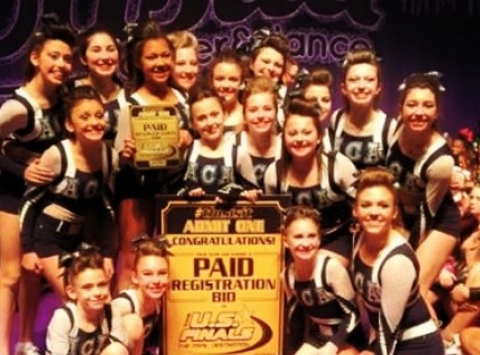 cheerleading fundraising - All Star Cheer Academy Parents Association