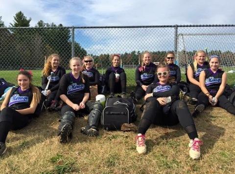 softball fundraising - CT Mirage U16-Black