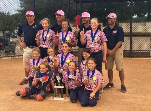 softball fundraising - Texas High Voltage