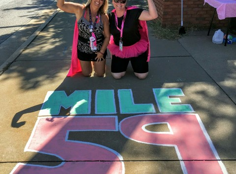 breast cancer fundraising - Susan G. Komen 3-Day