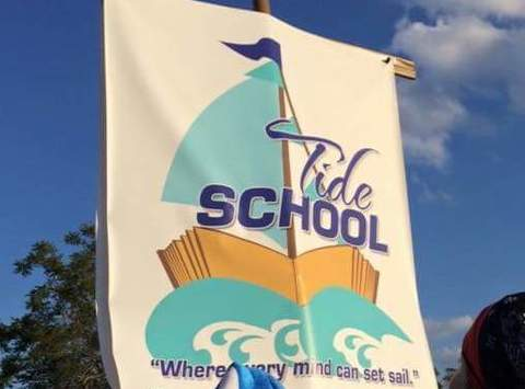 elementary school fundraising - Tide School