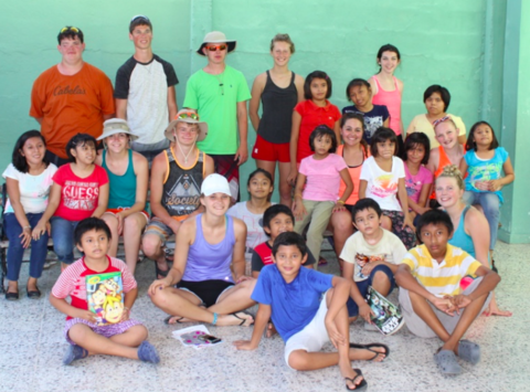 events & trips fundraising - D-O Mexico Trip