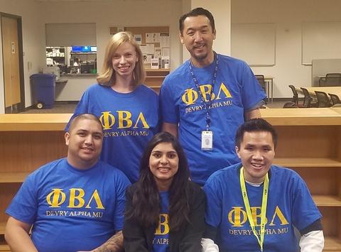 student clubs fundraising - PBL Alpha Mu