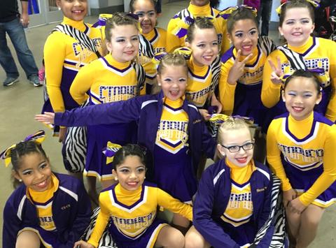 dance fundraising - Stopher Sharks Dance Team
