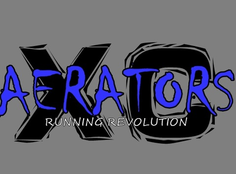 running fundraising - Aerators Running Revolution