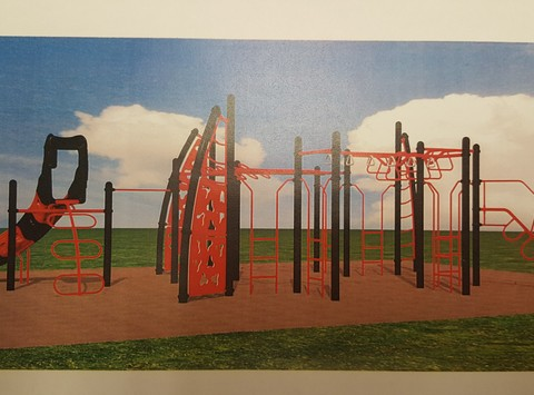 elementary school fundraising - Central Elementary Playground