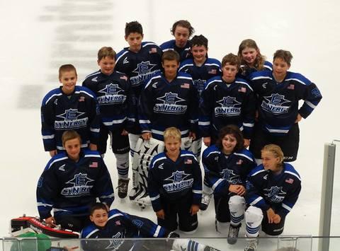 ice hockey fundraising - MN Heritage Hockey Club