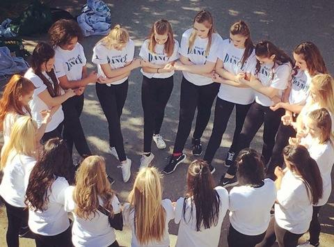 dance fundraising - Borah Lionettes Dance Team