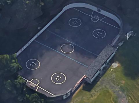 inline hockey fundraising - Woodlyn Hockey Rink