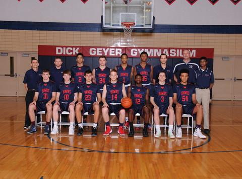 school sports fundraising - Bishop Hartley Basketball