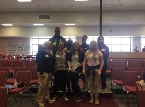 student clubs fundraising - Collegiate School of Medicine and Bioscience