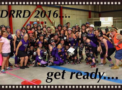 other sport fundraising - Durham Region Roller Derby
