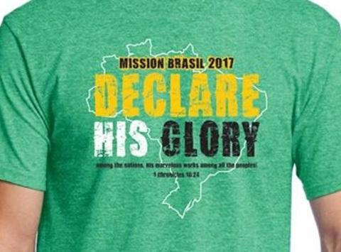 church & faith fundraising - Brazil Missions Team 2016