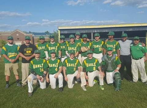 school sports fundraising - Clinton Gaels Baseball