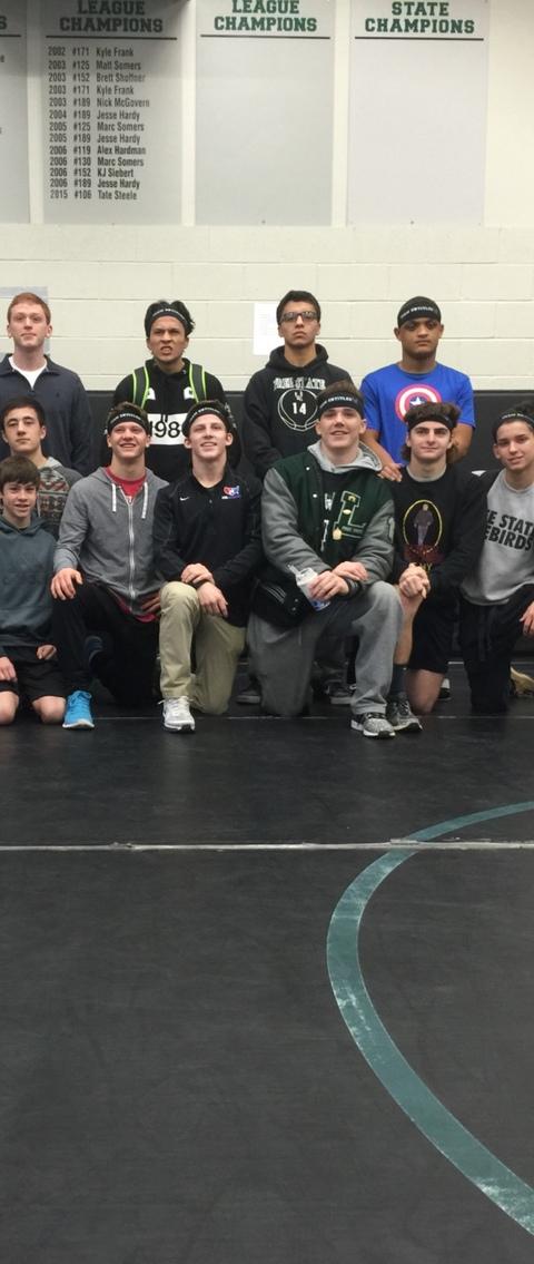 wrestling fundraising - Free State Firebird Wrestling