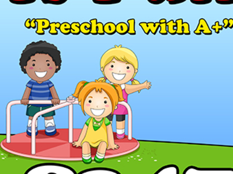 daycare & nurseries fundraising - LEARNING IS FUN