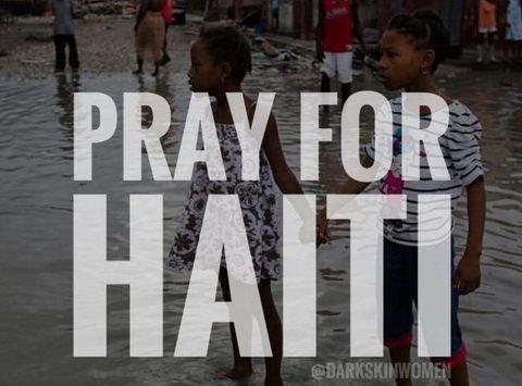 disaster relief fundraising - Haiti 2016