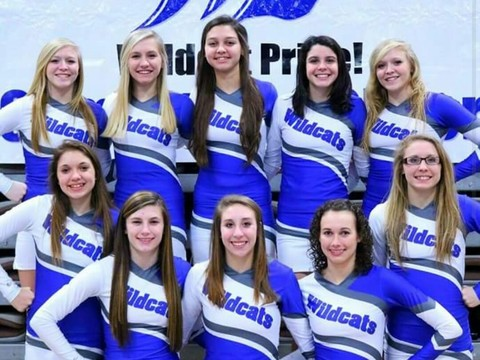 school sports fundraising - MHS Competitive Cheer