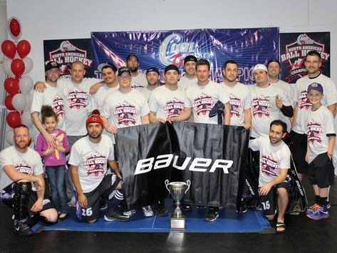 other sport fundraising - PA Wizards Ball Hockey Club