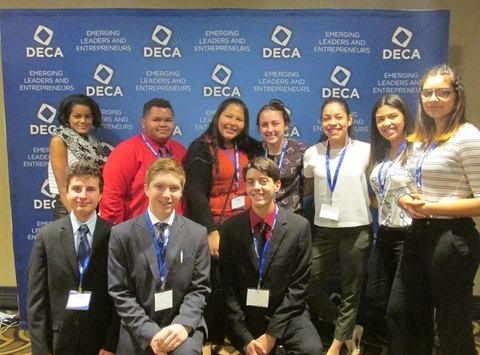 student clubs fundraising - Worcester Tech DECA
