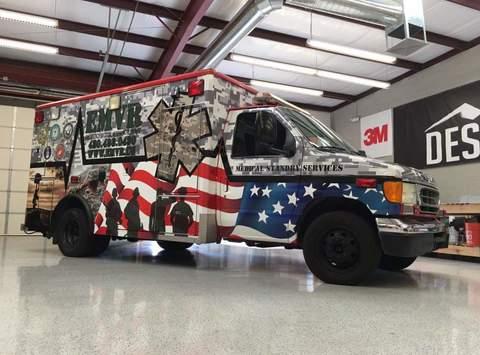 disaster relief fundraising - EMVR Veterans Foundation