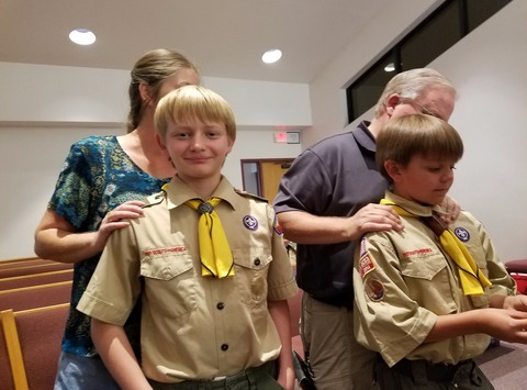 scouts fundraising - Boy Scout Troop 286