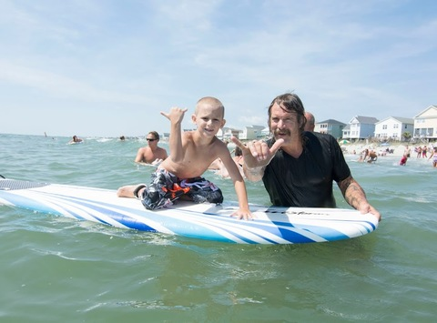 surf fundraising - Surf Dreams Foundation
