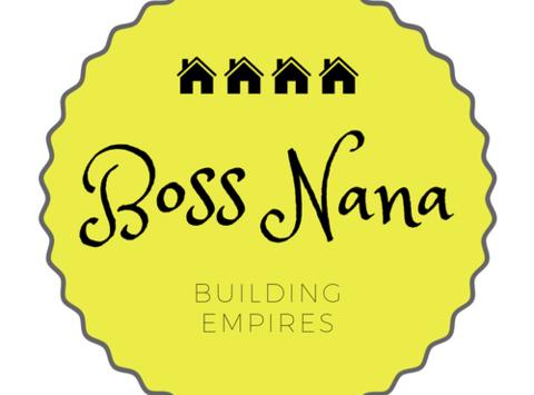 community improvement projects fundraising - Boss Nana Building Empires Inc.