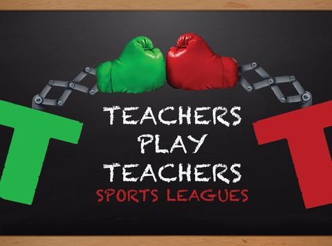kickball fundraising - TEACHERS PLAY TEACHERS