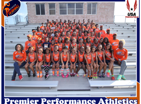 track and field fundraising - Texas Premier Performance Athletics