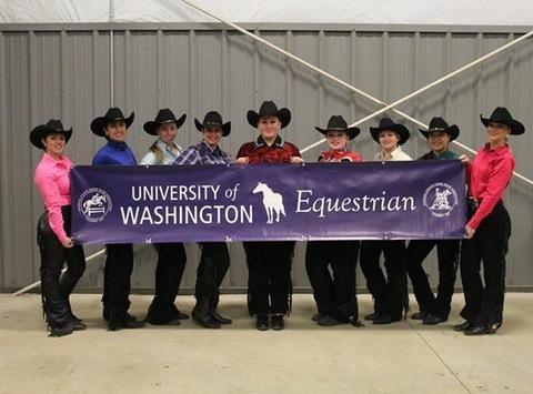 college & universities fundraising - UW Equestrian