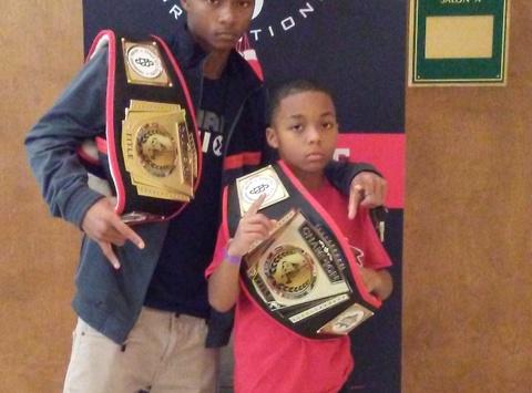boxing fundraising - B2B Boxing