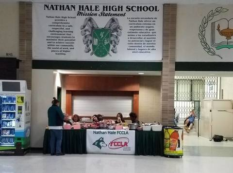 student clubs fundraising - Nathan Hale High School FCCLA