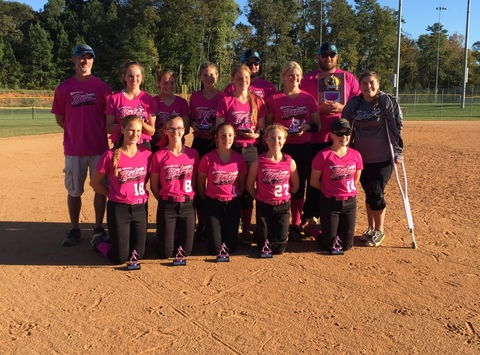 other organization or cause fundraising - The Batz Fastpitch Softball