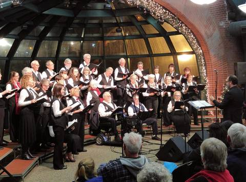 community improvement projects fundraising - Bellingham Community Chorus
