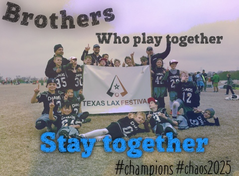 lacrosse fundraising - Chaos 2025
